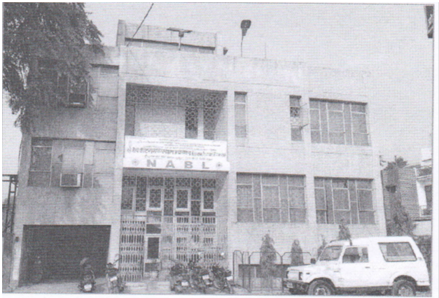 Building of RPTL,Kanpur