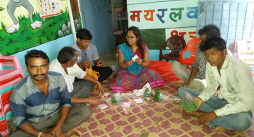 Discussion on Pheromone trap (Village-Aghera, Block-Sonkutch