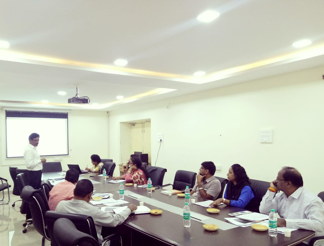 State level FAW sub-committee meeting in Telangana State