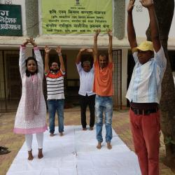 Observance of Yoga Day at CIPMC, Ranchi