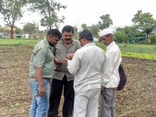 Discussion in field
